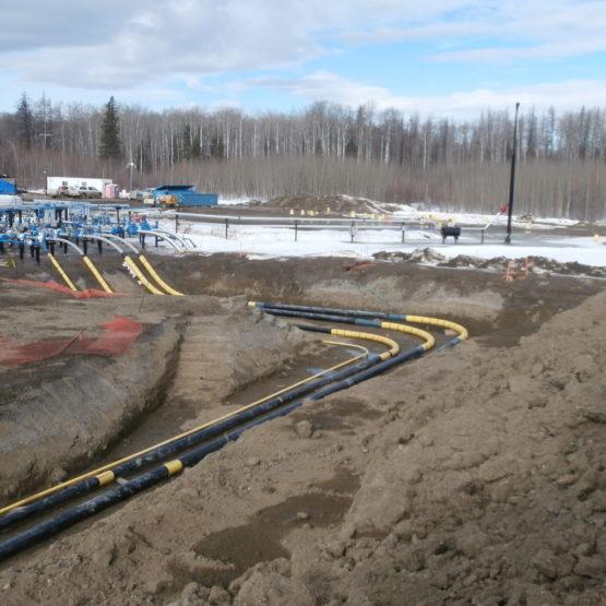 Multi-line Pipelines